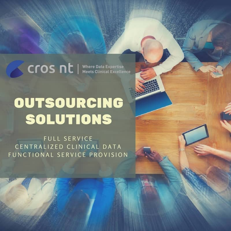 CRO Outsourcing Niche