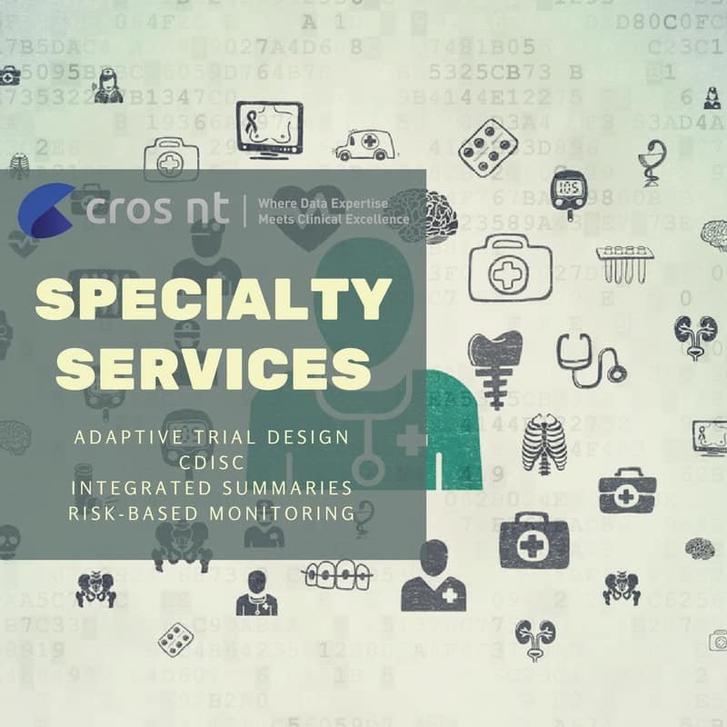 Specialty CRO Services