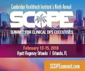 SCOPE Summit 2018