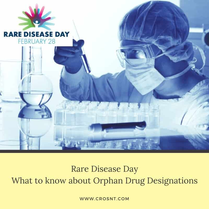 orphan drug designation rare disease day