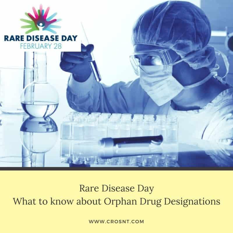 orphan drug designation rare disease day