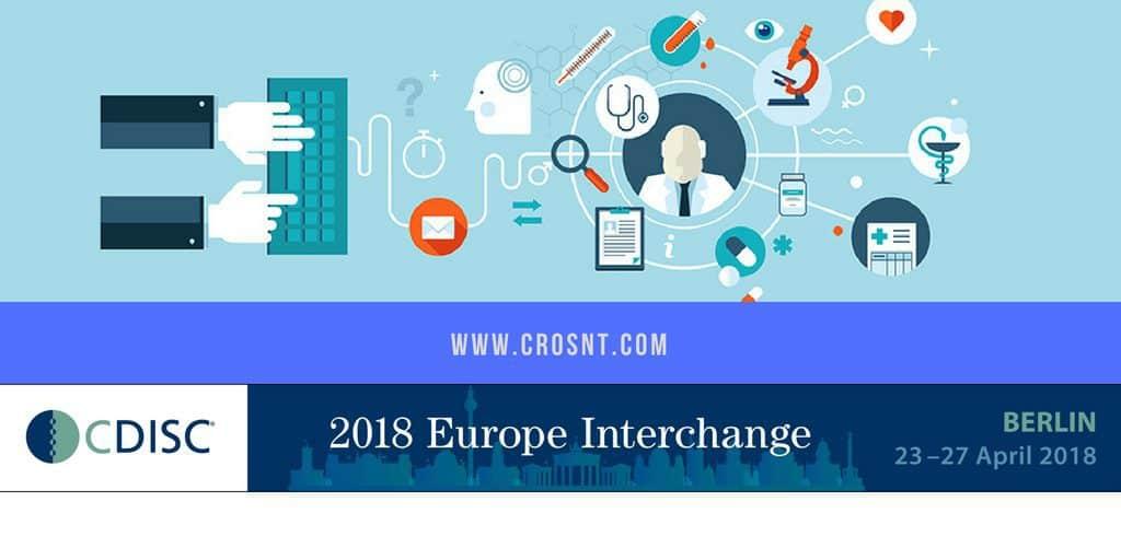CDISC Europe Interchange